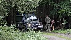 Výbuch v Brdech řeší vojenská policie. Vyšetřuje ho jako těžké ublížení na zdraví neznámým pachatelem