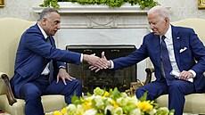 Biden se dohodl s Kázimím na ukončení mise v Iráku. Američtí vojáci zůstanou v zemi maximálně do konce roku