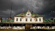 Na nádraží Vyšehrad v Praze je exekuce, důvodem je opakované neumožnění kontrol