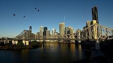 Letní olympiádu v roce 2032 uspořádá australské Brisbane. Jiný kandidát nebyl