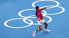 Osmý den na olympiádě: Čeští beachvolejbalisté končí, hvězdný tenista Djokovič nezískal ani bronz