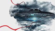 Zelení mužíci i na Šumavě. Netflix uvedl český seriál o fenoménu UFO