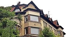 Brzký konec vily Na Výšince? Současný majitel chce dům zbourat a postavit místo něj rezidenční byty
