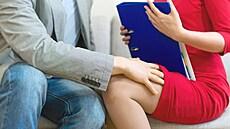 Sexuální obtěžování v práci? Může mít dohru u soudu, k udání pomohou i audionahrávky