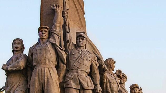 Čínský skok do katastrofy: čím více zfalšované statistiky, tím větší rozdíl mezi realitou a propagandou