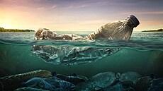Neviditelná smrtící hrozba. Znečištění světa plasty dosahuje alarmující úrovně, lidem je to jedno