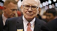 Oběd s miliardářem Buffettem? Letos v aukci přišel na 40 milionů