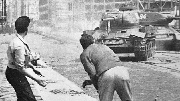 Rozdělená Evropa. Spory mocností vedly přes Trizonii a berlínskou krizi až ke vzniku dvou německých států