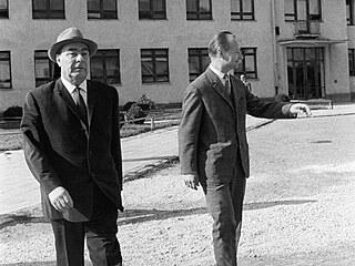 Konec nadějí reformy komunismu. Československo jako oběť studené války