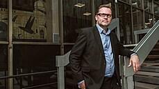 Hlava univerzity není vládce typu Karla IV., má nechat mluvit spíš odborníky, míní kandidát na rektora UK Stehlík