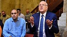 Libanon má spasit premiér s miliardami na účtech. Dovedu si představit, co znamená chudoba, přesvědčuje