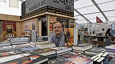 Pauza probudila hlad. Svět knihy na pražském Výstavišti praskal o víkendu ve švech