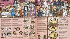 Nejen knedlíky a buřty živ je člověk. Velkoformátová kniha představuje pokrmy a chutě celého světa