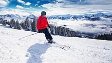 Lyžaři hledí do Alp s optimismem. Turistická centra se chystají na začátek sezony s poměrně mírnými omezeními