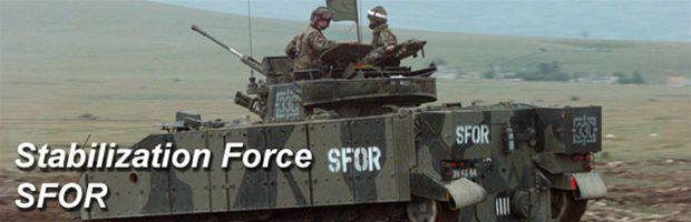 Stabilization Force (SFOR)
