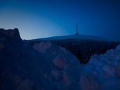 Extrémní závod napříč Jeseníky Winter Survival startuje každoročně v okolí Pradědu