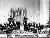 Zakládání Severoatlantické aliance