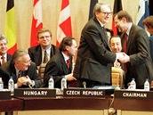 Velvyslanec Jaroslav Šedivý v Severoatlantické radě