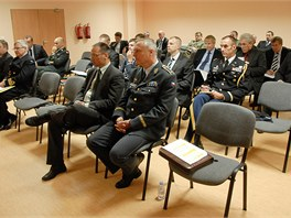 Vrtulníková konference v Ostravě 21.9. 2012.