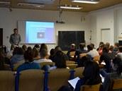 Prezentace NATO a působení ČR v Afghánistánu pro studenty SŠ (TRIVIS Praha,