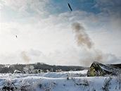 V případě potřeby budou čeští instruktoři afghánským vojákům zajišťovat minometnou podporu. Na Libavé vrcholí závěrečná příprava českých vojáků před odletem do nové mise v afghánské provincii Vardak