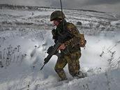 Na Libavé vrcholí přípravy českých vojáků před novou misí v afghánském Vardaku