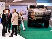 Veletrh obranných a bezpečnostních technologií IDET