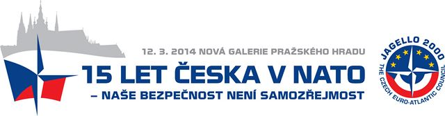 15 let ČR v NATO - logo konference