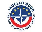 Logo Jagello 2000 - Česká euroatlantická rada