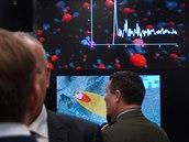 Operační centrum proti zbraním hromadného ničení ve Vyškově