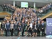 Zahájení pražského modelu OSN 2. února 2016.