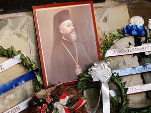 Vzpomínka na premiéra a prezidanta Makariose