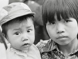 Vietnamské děti milují pohádky