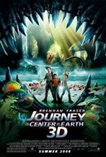 Journey to the Center of the Earth, plakát 3D