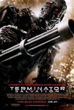 Terminator Salvation poster 1
