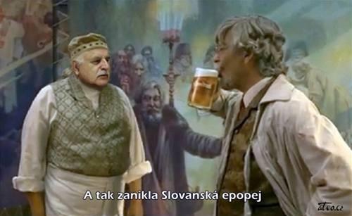 A na to se napijem! (© aTeo)