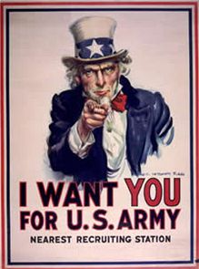 I Want You WWI