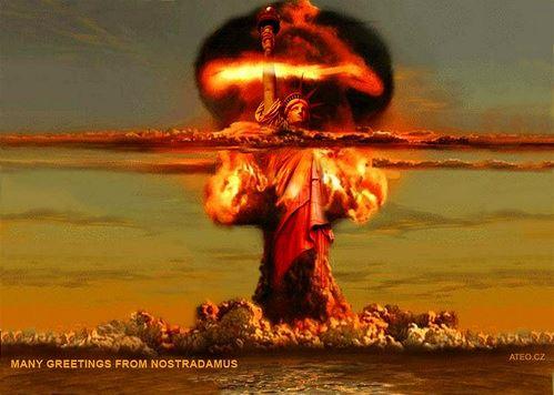 Mnoho pozdravů od Nostradama (© aTeo) http://ateo.cz