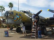 Boeing B-17G Flying Fortress 2