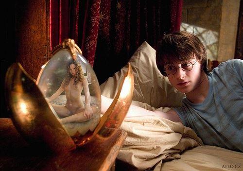 Tajemství Harryho Pottera (© aTeo) http://ateo.cz