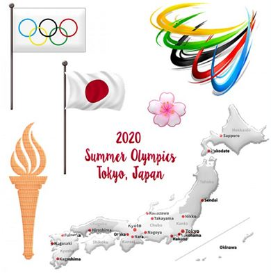 Olympic games 2020