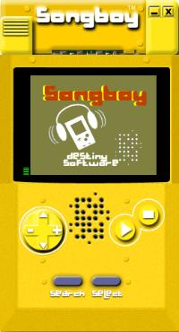 SongBoy MP3 Player