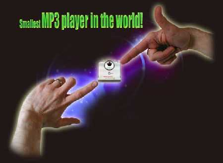Outrageous SoundMASTER MP3