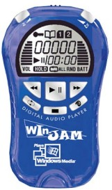 Win-Jam Digital Music Player