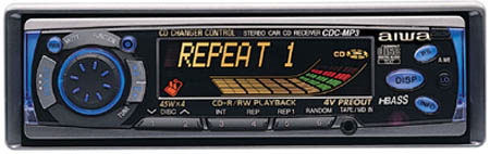 AIWA CDC-MP3