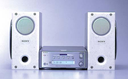 SONY NHS-MS10