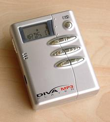 Diva MP3 Player