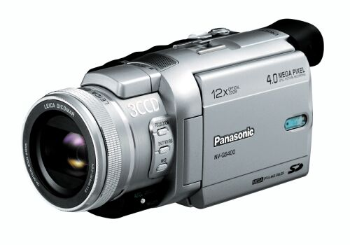 Panasonic NV-GS400