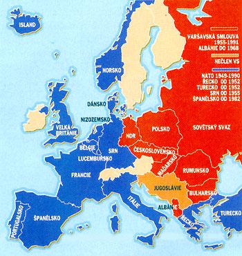 Jsme Clenem Nato Aliance Ma Nyni 19 Clenu Idnes Cz