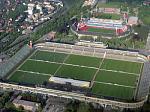 Strahovský stadion v Praze